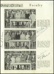 Page 9, 1956 Edition, North Tarrytown High School - Headless Horseman Yearbook (North Tarrytown, NY) online yearbook collection