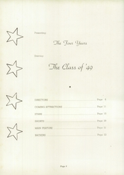 Page 10, 1949 Edition, St Marys High School - Dulces Memoriae Yearbook (Katonah, NY) online yearbook collection