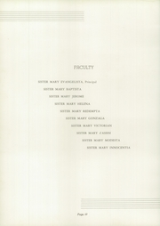 Page 14, 1949 Edition, St Marys High School - Dulces Memoriae Yearbook (Katonah, NY) online yearbook collection
