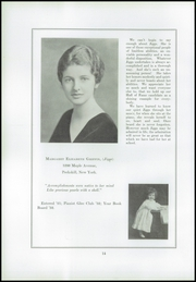 Page 18, 1932 Edition, St Marys School - Yearbook (Peekskill, NY) online yearbook collection