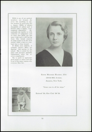 Page 19, 1932 Edition, St Marys School - Yearbook (Peekskill, NY) online yearbook collection