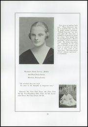 Page 20, 1932 Edition, St Marys School - Yearbook (Peekskill, NY) online yearbook collection