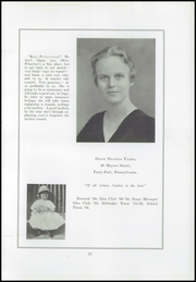 Page 21, 1932 Edition, St Marys School - Yearbook (Peekskill, NY) online yearbook collection