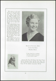 Page 23, 1932 Edition, St Marys School - Yearbook (Peekskill, NY) online yearbook collection