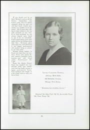 Page 27, 1932 Edition, St Marys School - Yearbook (Peekskill, NY) online yearbook collection