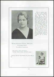 Page 28, 1932 Edition, St Marys School - Yearbook (Peekskill, NY) online yearbook collection