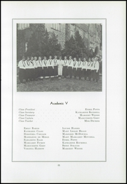 Page 35, 1932 Edition, St Marys School - Yearbook (Peekskill, NY) online yearbook collection