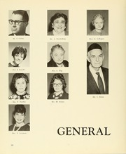 Page 12, 1962 Edition, Yeshiva University High School For Girls - Elchanet Yearbook (New York, NY) online yearbook collection