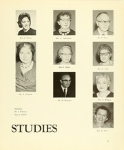 Page 13, 1962 Edition, Yeshiva University High School For Girls - Elchanet Yearbook (New York, NY) online yearbook collection