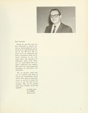Page 11, 1964 Edition, Yeshiva University High School For Girls - Elchanet Yearbook (New York, NY) online yearbook collection