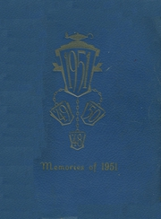 1951 Edition, Troupsburg Central High School - Memories Yearbook (Troupsburg, NY)