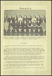 Page 11, 1951 Edition, Troupsburg Central High School - Memories Yearbook (Troupsburg, NY) online yearbook collection
