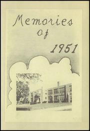 Page 3, 1951 Edition, Troupsburg Central High School - Memories Yearbook (Troupsburg, NY) online yearbook collection