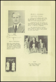 Page 9, 1951 Edition, Troupsburg Central High School - Memories Yearbook (Troupsburg, NY) online yearbook collection