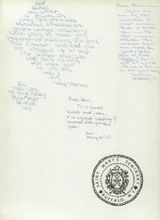 Page 5, 1959 Edition, St Marys Seminary - Torch Yearbook (Buffalo, NY) online yearbook collection