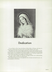 Page 9, 1959 Edition, St Marys Seminary - Torch Yearbook (Buffalo, NY) online yearbook collection