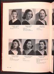 Page 10, 1949 Edition, Catholic Womens College - El Faro Yearbook (San Francisco, CA) online yearbook collection