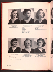 Page 12, 1949 Edition, Catholic Womens College - El Faro Yearbook (San Francisco, CA) online yearbook collection
