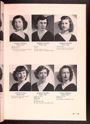 Page 13, 1949 Edition, Catholic Womens College - El Faro Yearbook (San Francisco, CA) online yearbook collection