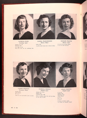 Page 14, 1949 Edition, Catholic Womens College - El Faro Yearbook (San Francisco, CA) online yearbook collection
