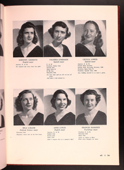 Page 17, 1949 Edition, Catholic Womens College - El Faro Yearbook (San Francisco, CA) online yearbook collection