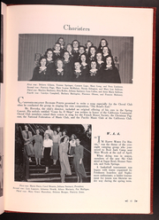 Catholic Womens College - El Faro Yearbook (San Francisco, CA) online yearbook collection, 1949 Edition, Page 45