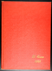 1951 Edition, Catholic Womens College - El Faro Yearbook (San Francisco, CA)