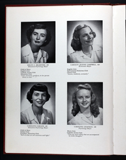 Page 10, 1951 Edition, Catholic Womens College - El Faro Yearbook (San Francisco, CA) online yearbook collection