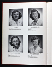 Page 12, 1951 Edition, Catholic Womens College - El Faro Yearbook (San Francisco, CA) online yearbook collection