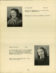 Page 16, 1948 Edition, Van Etten High School - Torch Yearbook (Van Etten, NY) online yearbook collection