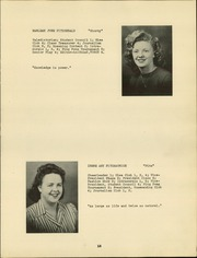 Page 17, 1948 Edition, Van Etten High School - Torch Yearbook (Van Etten, NY) online yearbook collection