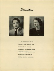 Page 7, 1948 Edition, Van Etten High School - Torch Yearbook (Van Etten, NY) online yearbook collection