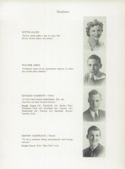 Page 15, 1940 Edition, Katonah High School - John Jay Yearbook (Katonah, NY) online yearbook collection