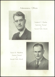 Page 8, 1941 Edition, Katonah High School - John Jay Yearbook (Katonah, NY) online yearbook collection