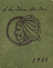 1951 Edition, Lima High School - Ska Hase Ga Oan Yearbook (Lima, NY)