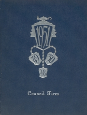 1951 Edition, Kerhonkson High School - Council Fires Yearbook (Kerhonkson, NY)