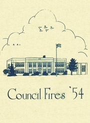1954 Edition, Kerhonkson High School - Council Fires Yearbook (Kerhonkson, NY)