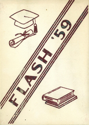Page 1, 1959 Edition, Delevan Machias Central High School - Flash Yearbook (Machias, NY) online yearbook collection