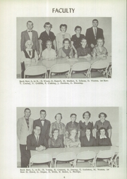 Page 10, 1959 Edition, Delevan Machias Central High School - Flash Yearbook (Machias, NY) online yearbook collection