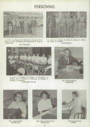 Page 12, 1959 Edition, Delevan Machias Central High School - Flash Yearbook (Machias, NY) online yearbook collection