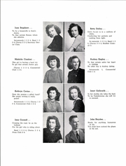 Page 12, 1946 Edition, Manchester High School - Green Light Yearbook (Manchester, NY) online yearbook collection
