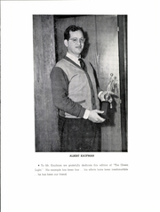 Page 5, 1946 Edition, Manchester High School - Green Light Yearbook (Manchester, NY) online yearbook collection