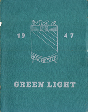 Manchester High School - Green Light Yearbook (Manchester, NY) online yearbook collection, 1947 Edition, Page 1