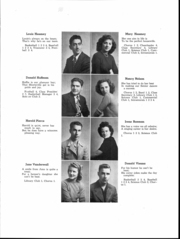 Page 16, 1947 Edition, Manchester High School - Green Light Yearbook (Manchester, NY) online yearbook collection