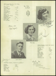 Page 12, 1949 Edition, Otego High School - A Te Gen Yearbook (Otego, NY) online yearbook collection