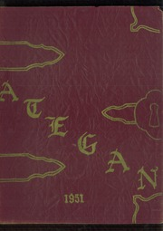 Page 1, 1951 Edition, Otego High School - A Te Gen Yearbook (Otego, NY) online yearbook collection