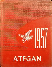 Page 1, 1957 Edition, Otego High School - A Te Gen Yearbook (Otego, NY) online yearbook collection