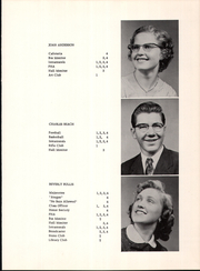 Page 15, 1957 Edition, Otego High School - A Te Gen Yearbook (Otego, NY) online yearbook collection