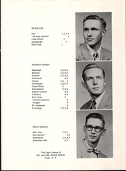 Page 17, 1957 Edition, Otego High School - A Te Gen Yearbook (Otego, NY) online yearbook collection