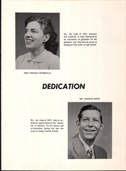 Page 7, 1957 Edition, Otego High School - A Te Gen Yearbook (Otego, NY) online yearbook collection